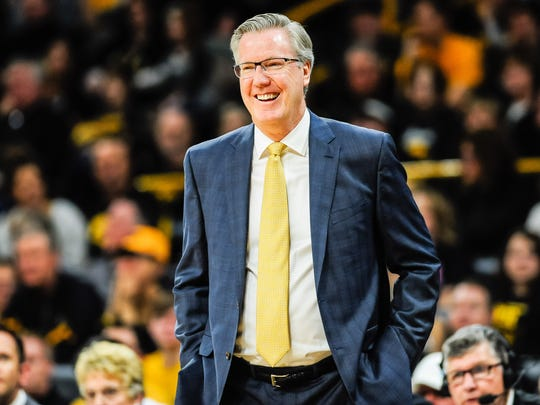 Fran McCaffery will coach his sons Connor and Patrick