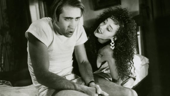 A book executive (Nicolas Cage) is seduced by a bloodsucker