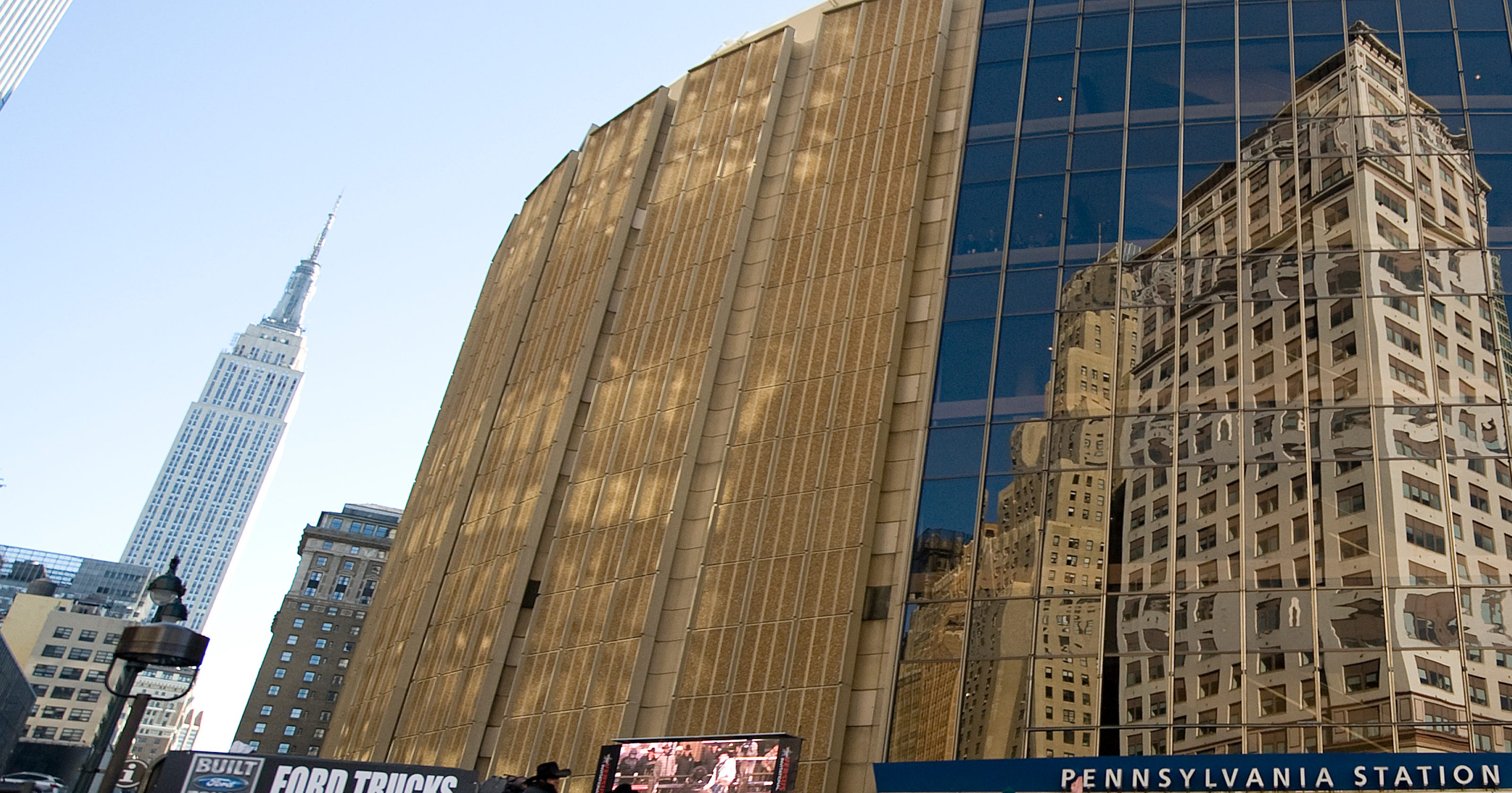 Madison Square Garden suite could go for as much as $400K