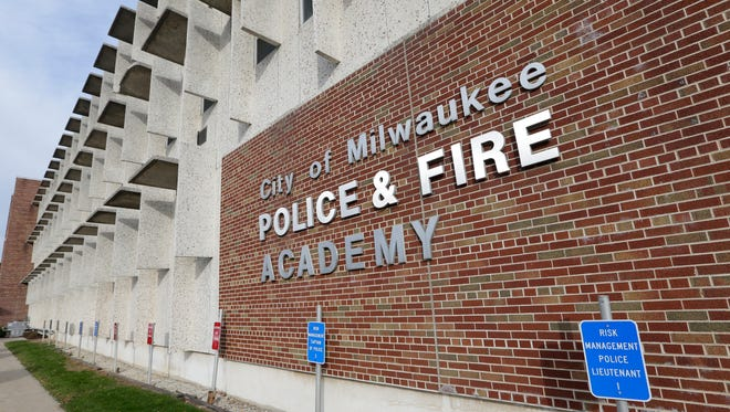 The City of Milwaukee Police and Fire Academy on Teutonia Ave.