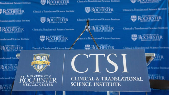 UR's Clinical and Translational Science Institute (CTSI) has received a $19 million grant to serve as a national research hub