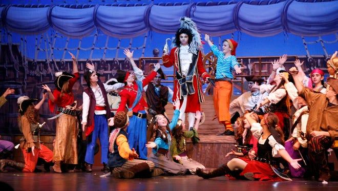 "Bravo Creative Arts' upcoming performance of ""Peter Pan."""