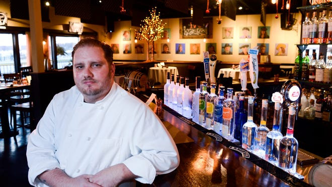 Chef Richard Sweed has left Artisan 179 in Pewaukee (shown above in 2015) and opened his own catering and consulting business, Pure Culinary Services.