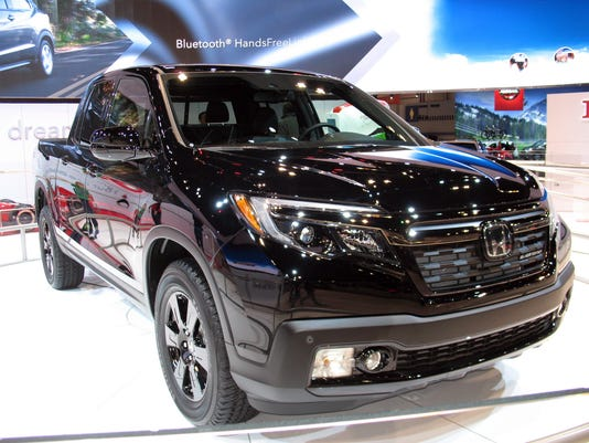 Upgraded Possibilities With 2017 Honda Ridgeline