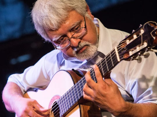 Fareed Haque will perform on Sept. 17 at the  IUPUI Campus Center as part of Indy Jazz Fest.