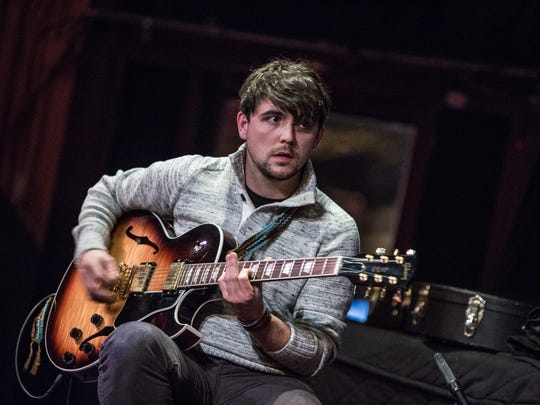 Joel Tucker will perform on Sept. 17 at the  IUPUI Campus Center as part of Indy Jazz Fest.