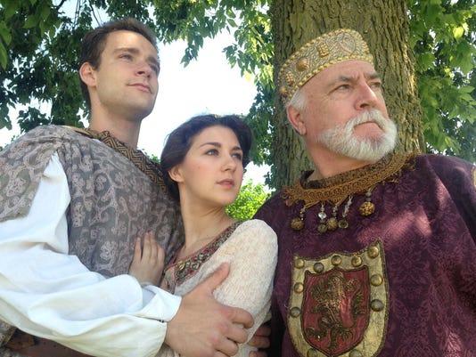 Cymbeline Shakespeare Fest