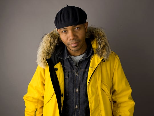 "Paul D. Miller, aka DJ Spooky, wrote ""The Book of Ice"""