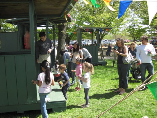 The 35th Annual Family Fun Day will be held on Sunday, May 6, at Lord Stirling Stable in Basking Ridge.