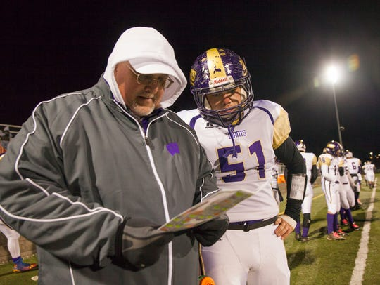 Tom Goforth has coached at six different schools and