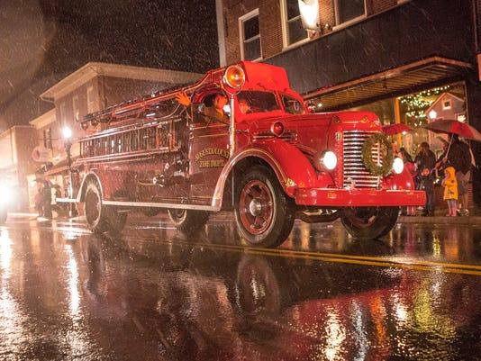 Waynesboro xmas parade