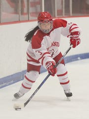 Johnson City's Katelinn Cummings has a goal and three assists for SUNY Cortland.