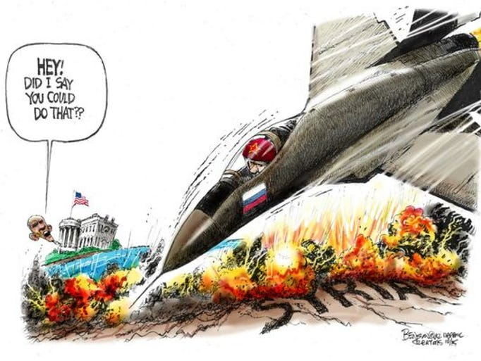 Steve Benson, The Arizona Republic