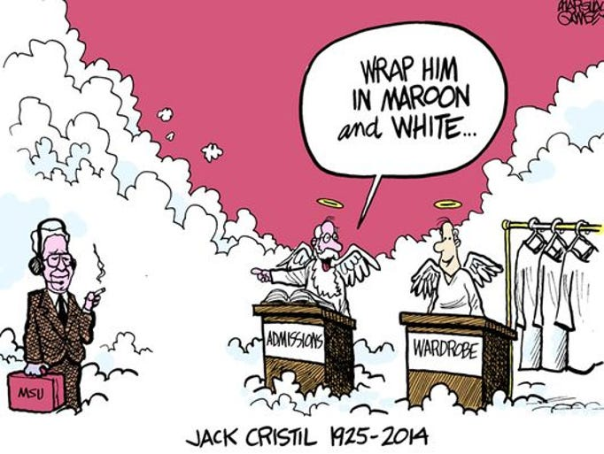 Remembering legendary Mississippi State announcer Jack