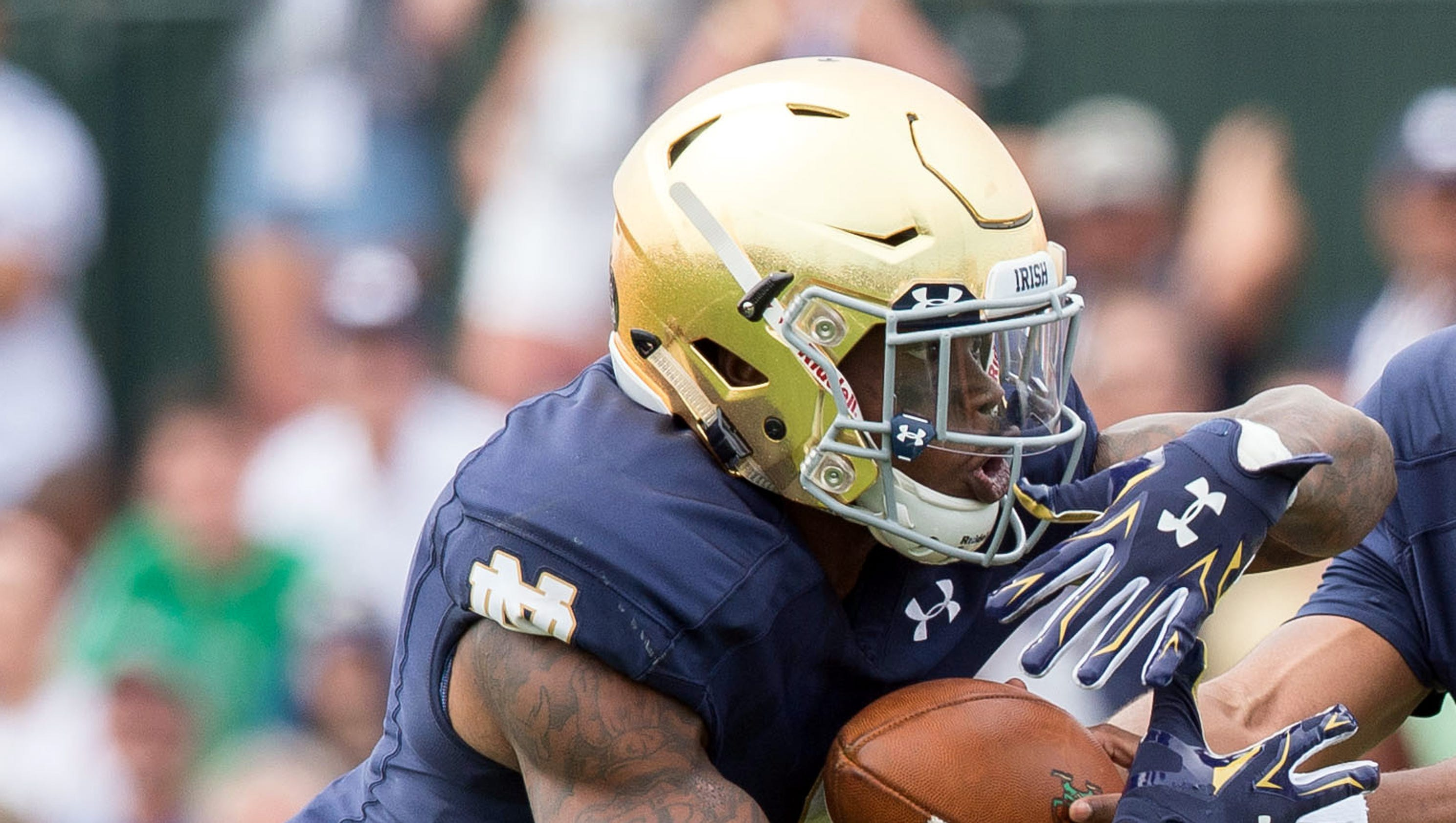 notre dame college football football games this saturday