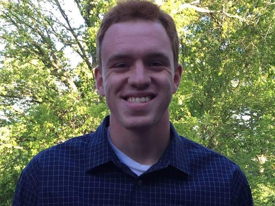Connor McCann, 20, was short by 11 votes in the Verona Board of Education race.