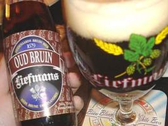 One of the more famous brewers of sours, Liefmans of