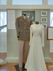'Wedding Dresses Through the Decades' exhibit continues