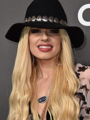 Orianthi attends the 2016 Billboard Power 100 Celebration