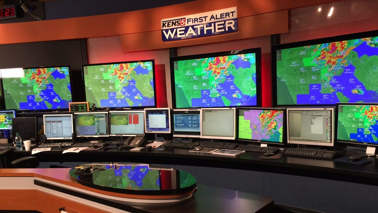 Safely share your weather photos / video with the KENS