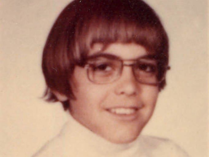 Kentucky native George Clooney celebrates his birthday on May 6. Take a look back at his life. 1973-74: George Clooney at St. Susanna School (Homeroom 3).