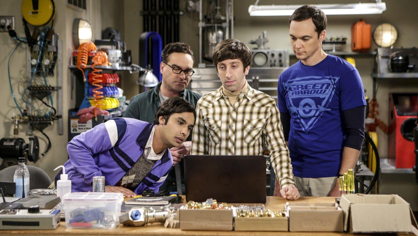 Serien Stream The Big Bang Theory Deutsch