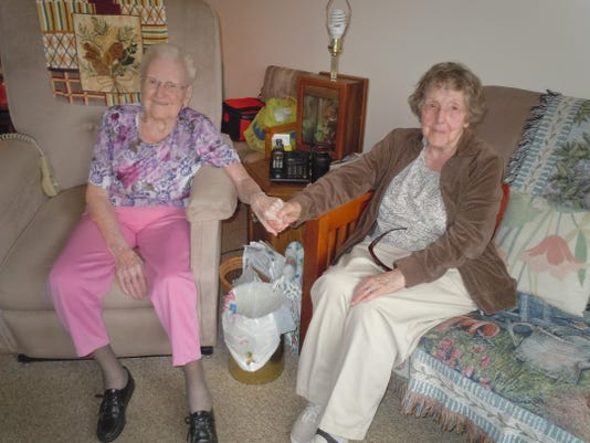 100 year olds