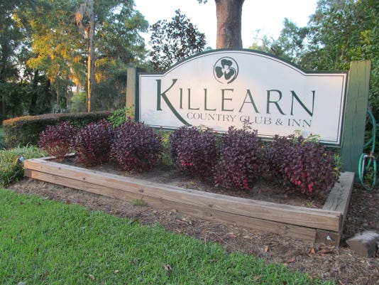 Killearn sign