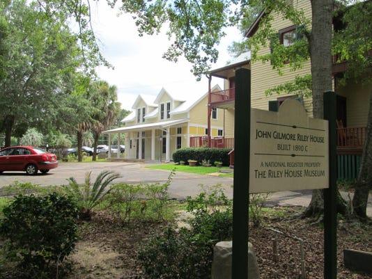 Riley House annex
