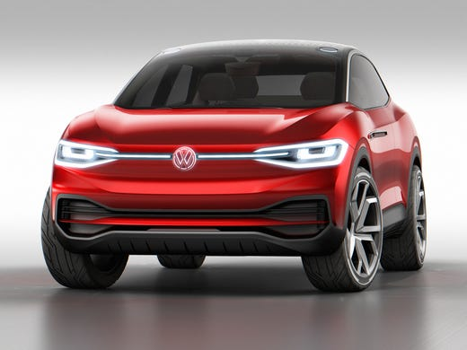 La Auto Show Volkswagen Will Sell Electric Car In 2020