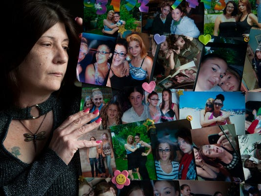 Mom of overdose victim wants mandatory treatment law passed