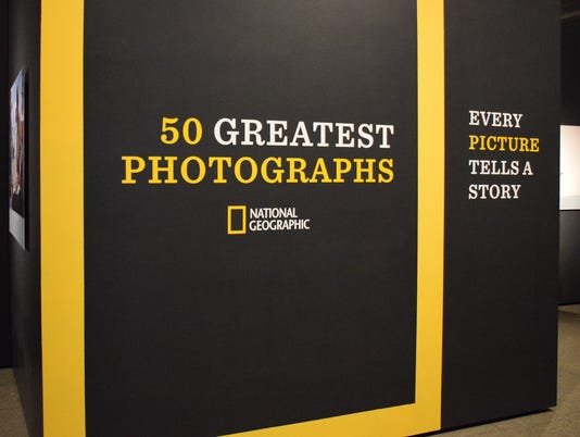 NATIONAL GEOGRAPHIC PHOTO EXHIBIT