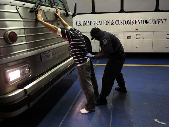 Más jóvenes han sido deportados en los últimos meses.