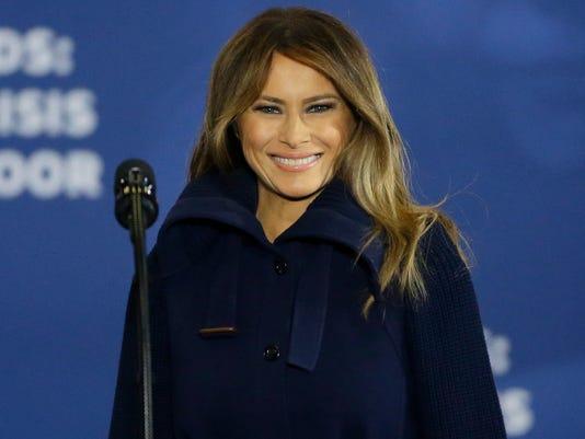 6dcfc6a5f4 Melania Trump to host cyberbullying