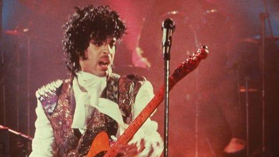 Legendary singer-songwriter Prince died April 21 at