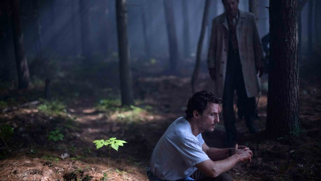 McConaughey in 'The Sea of Trees.'