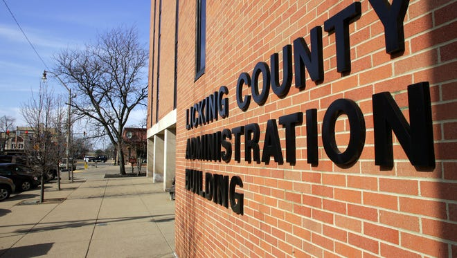 Licking County Commissioners have approved an interim budget for 2017.