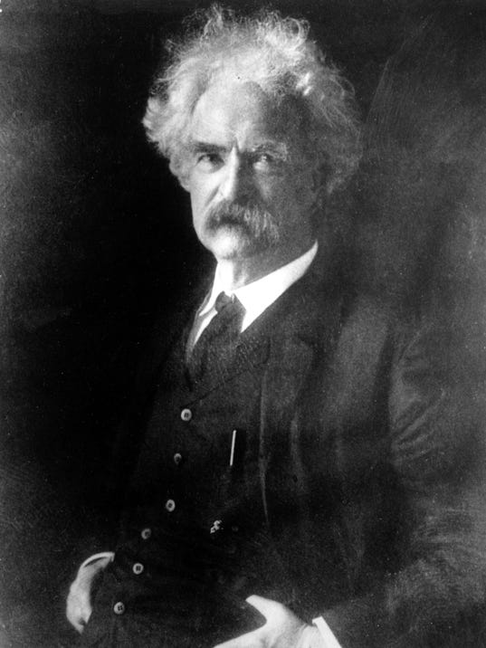 the life story and popular works of author mark twain Mark twain, pseudonym of samuel langhorne clemens, (born november 30, 1835,  a popular public figure and one of america's best and most beloved writers  he continued to write occasional pieces throughout these years and, in one.
