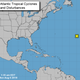 Tropical disturbance 1 has 20 percent chance of formation in the Atlantic