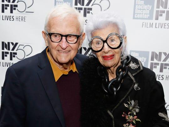 """Iris"" Photo Call - 52nd New York Film Festival"