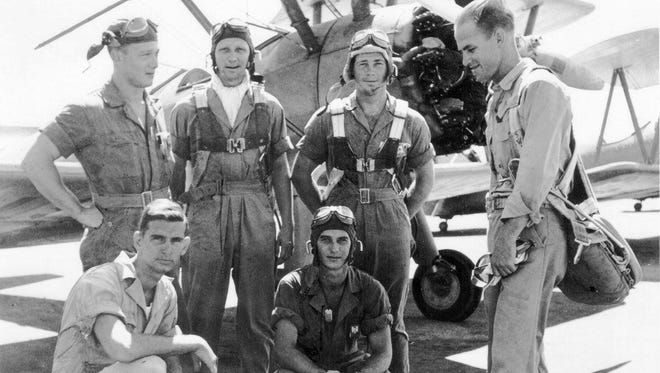 Today's Scottsdale Airport started in the 1940s as a training site for World War II pilots. Thunderbird II field closed in October 1944, having trained more than 5,000 pilots.