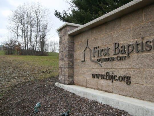 First Baptist Church of Johnson City.