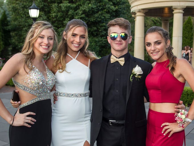 Midland Park High School Prom at Rockleigh Country