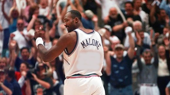 True NBA fans should have no problem remembering these legends' numbers