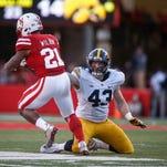 More defensive honors for Iowa's Josey Jewell, Josh Jackson