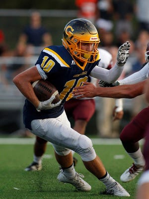 Zach Willoughby and Grand Ledge are among 21 teams from the Lansing area projected to make the playoffs.