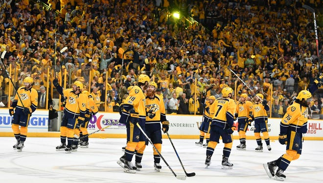 The Predators' run to the Stanley Cup Final could make Nashville a desirable destination for free agents.