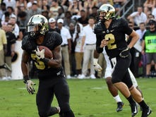 Purdue running back announces transfer