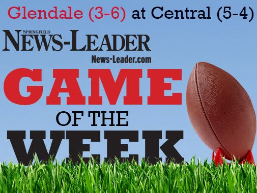 News-Leader Game of the Week: Glendale at Central`