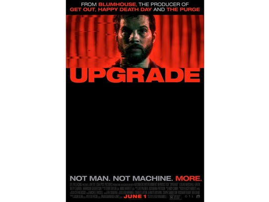 """""""Upgrade"""" is rated R."""